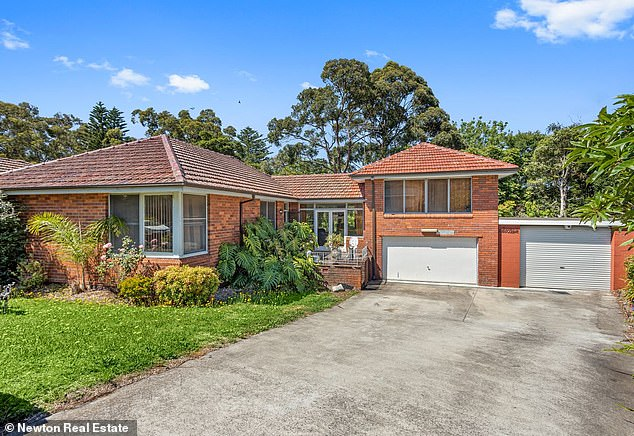 One of the properties in Miranda where the owners combined for a big pay day