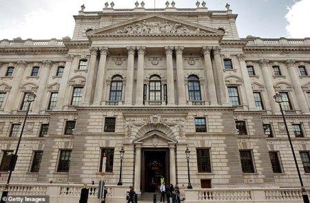 Funcionários do HMRC (foto: The HMRC Headquarters em Londres) estão investigando os acadêmicos sob a suspeita de que eles podem ter violado leis destinadas a proteger a segurança nacional e os direitos humanos