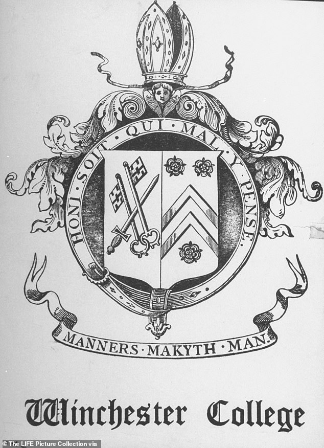 Mr Handssaid the school's motto 'Manners Makyth Man' was gender-neutral and would be kept on after the change