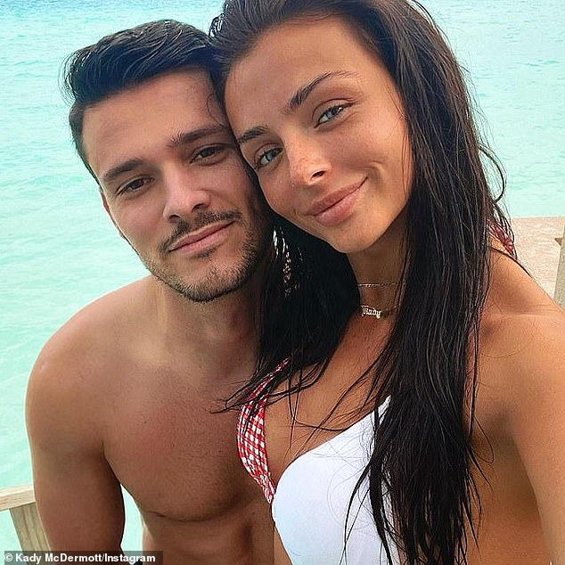 Over! Kady McDermott, 25, has confirmed she's single, effectively announcing that she has secretly split from TOWIE hunk Myles Barnett, after their turbulent on-off relationship