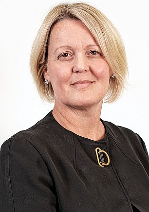Alison Rose became chief exec of Natwest in November 2019