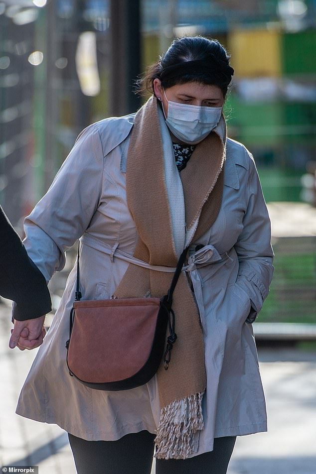 A 'housebound' mother has been jailed for six months after being caught jetting around the world while suing the NHS for £5.7million and claiming she could barely walk. Linda Metcalf, from Bradford, said she had trouble walking and standing, rarely went out and could not dress herself