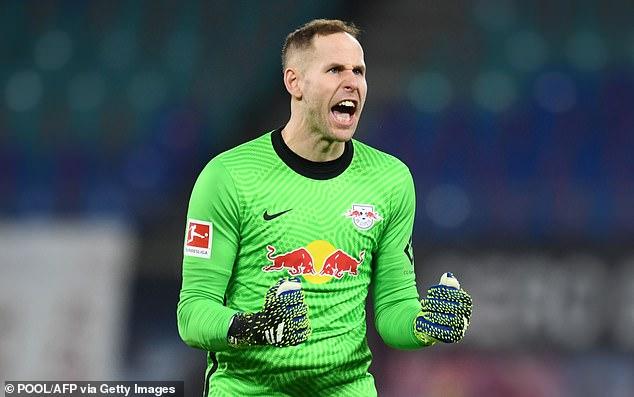 RB Leipzig No 1 Peter Gulacsi recalls six years at Liverpool ...