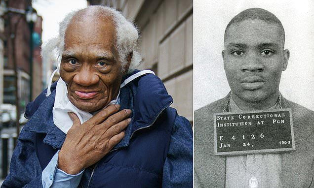 The story of Joseph Ligon Who Spent 68Years In Prison