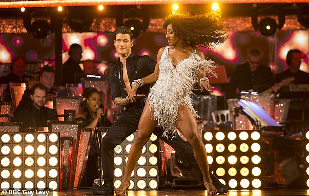 First meeting: The couple met on the 2017 series of Strictly where Gemma was partnered with Aljaz Skorjanec and Gorka with Alexandra Burke