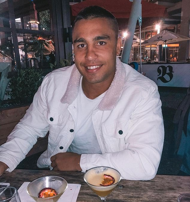 Former Bulldogs hooker Michael Lichaa, 27, was allegedly involved in an argument with former Canterbury-Bankstown Bulldogs teammate Adam Elliot at a home in Connells Point in Sydney's south