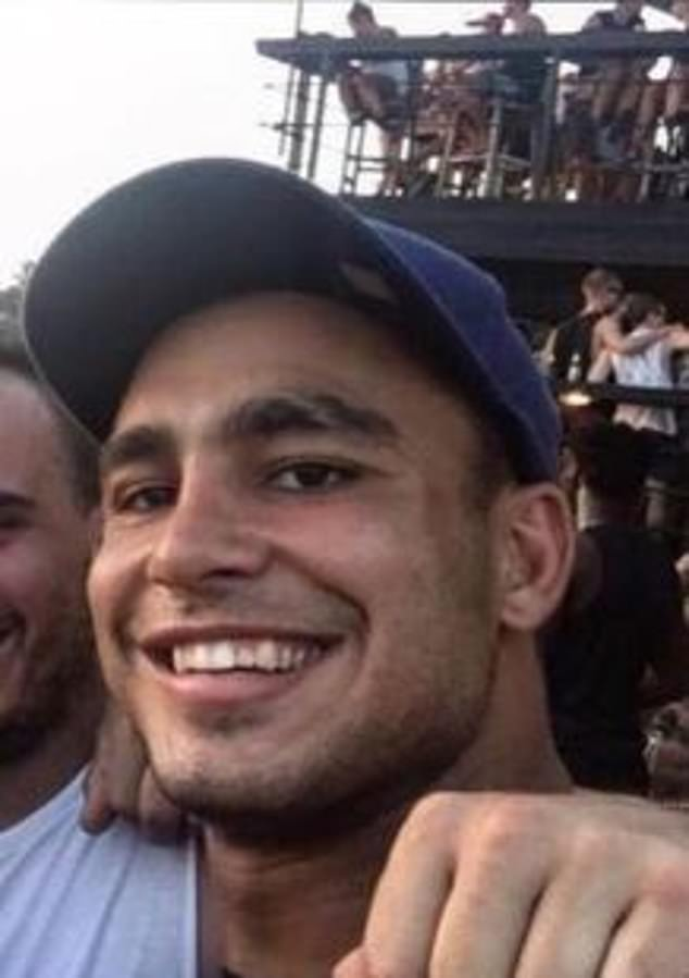 Lichaa is alleged to have assaulted the woman, who is known to him, severely injuring his arm in the process
