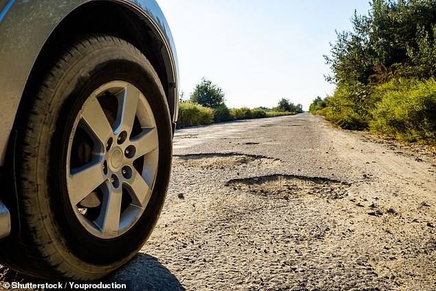 The AA says local roads are in desperate need of being resurfaced. However, that happens less than once a lifetime, it said