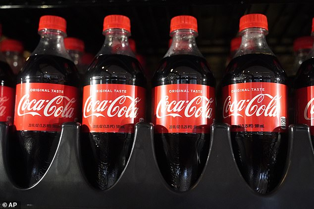 The protype will help Coca Cola meet its sustainability targets. The firm was named the world's worst plastic polluter for third year in a row last year, ahead of Nestle and PepsiCo