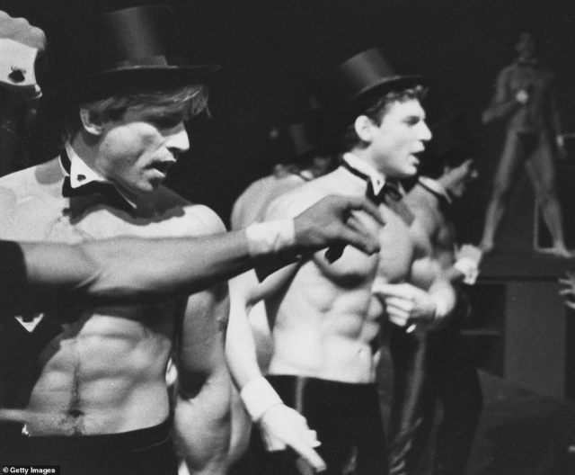Contribution: The troupe started wearing Chippendales's signature bowtie and cuffs at Stratten's suggestion