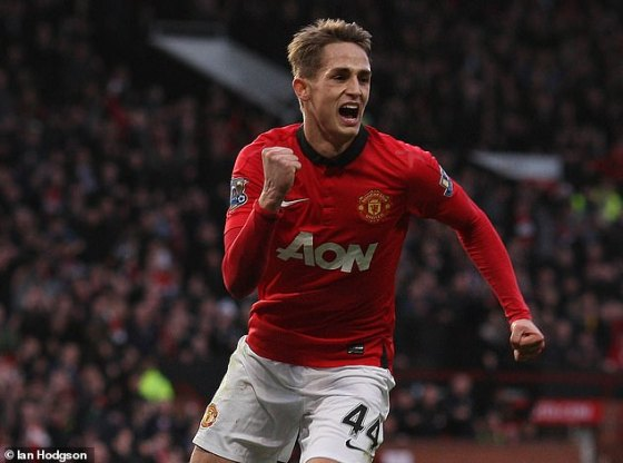 Adnan Januzaj faces the old club Manchester United on Thursday in the 32nd league of the European League