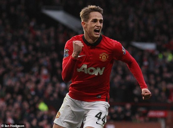 Real Sociedad winger Adnan Januzaj lifts the lid in his tough time at Manchester United