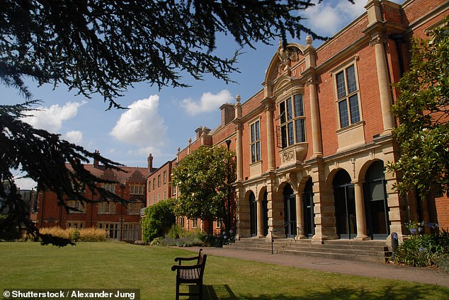 Somerville College, Oxford, (pictured) told all students they must complete an 'unconscious bias' courseto expose innate 'racism, homophobia, transphobia and disability discrimination'