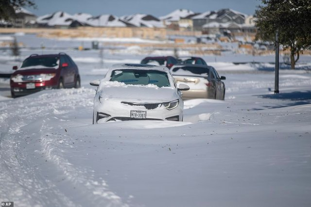 TEXAS: As nightfall threatened to plummet temperatures again into single digits, officials warned that homes still without power would likely not have heat until at least Tuesday