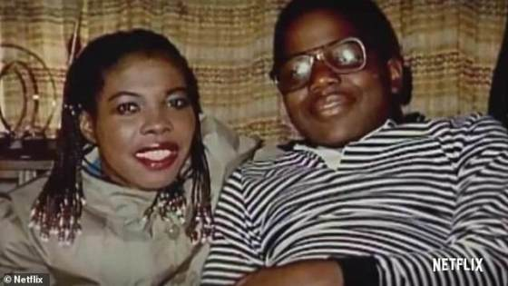 Smart child: Biggie's mother, Voletta Wallace, reveals her son, 'he was a very smart child', adding that he started writing as early as primary school
