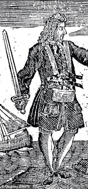 harles Vane, the leader of the 'die-hard' pirates of New Providence