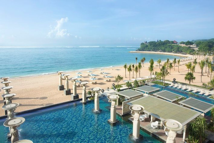 A hotel of distinction: The Mulia ¿ Nusa Dua, Bali is now a five-star Forbes Travel Guide
