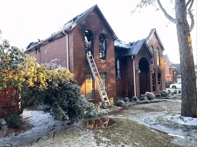 In Sugar Land, a city on the southwest outskirts of Houston, a grandmother and her three young grandchildren perished in a house fire on Tuesday