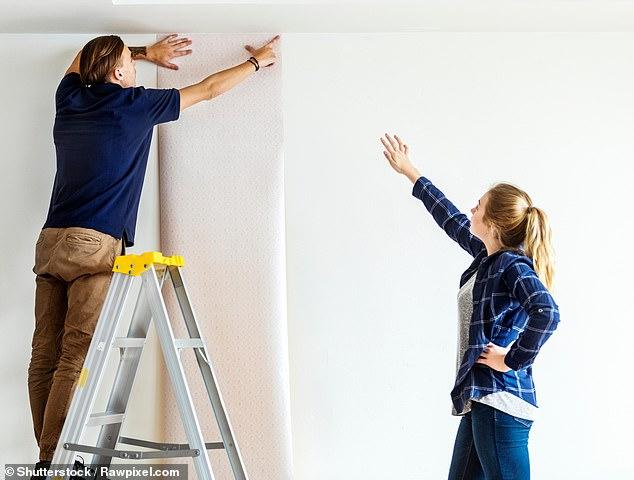 La pintura y la decoración en general es el tipo de mejora más popular, y un tercio de los propietarios planea hacerlo en 2021 según Habito.