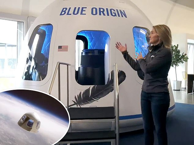 Blue Origin is also planning to take adventures to the final frontier, but these trips would only last for a few hours and cost around $200,000