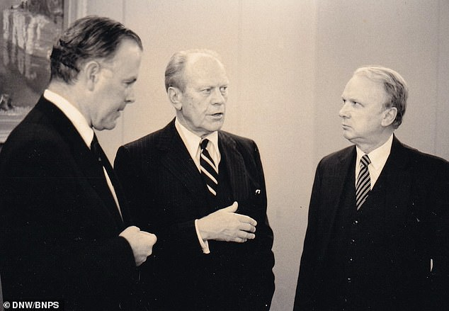 It was Fees's (right) stubbornness that eventually led to him convincing President Sumat to sell a MiG-23 to the US