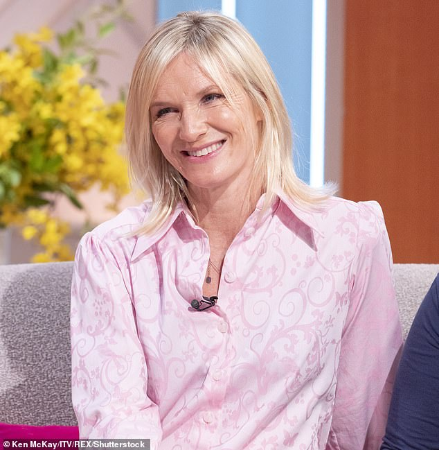 Jo Whiley, 55, did not host her show after her sister Frances' illness and admittance to hospital
