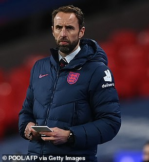 Three Lions boss Gareth Southgate has given permission for the players to step down