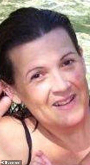 Rachel Thulborn (pictured) from Caboolture, Queensland, suffered through five years of a controlling and abusive relationship with her partner Mark Stephen Pringle