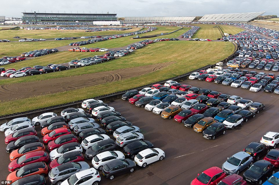 Industry bosses have described 2020 as a 'lost year for the automotive sector' with showrooms and dealerships being forced to close for months during lockdowns and tough Covid restrictions