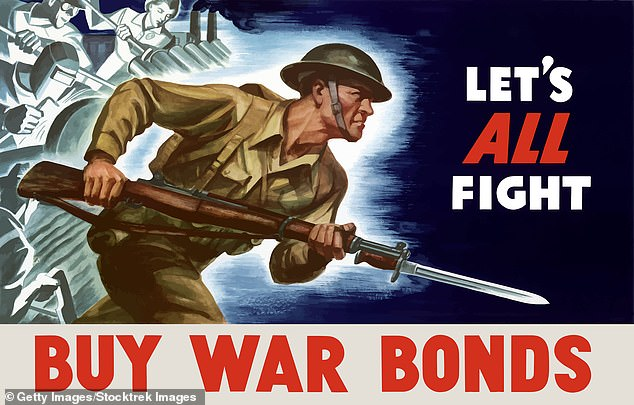 The Government raised billions of pounds from everyday savers in World War I and II through War Bonds and National Savings Certificates