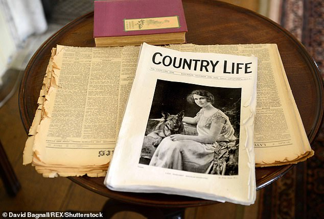 After it acquired TI Media in 2020, Future plc became the publisher of Country Life magazine