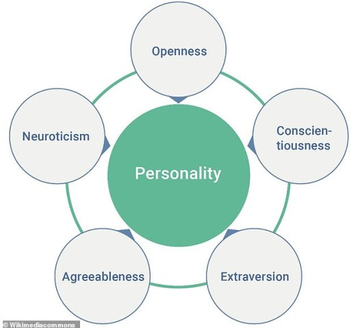 The 'big five' personality traits are the best accepted and most commonly used model of personality in academic psychology