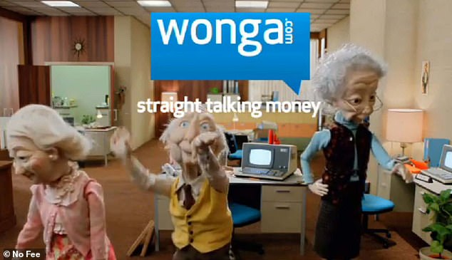 Adverts for payday lenders like Wonga were more visible than those for local credit unions, which likely would have offered hard-up borrowers a cheaper alternative