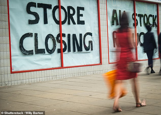 Struggling:A 'fundamental' review of the tax, widely seen as highly detrimental to the High Street, will not report until the autumn