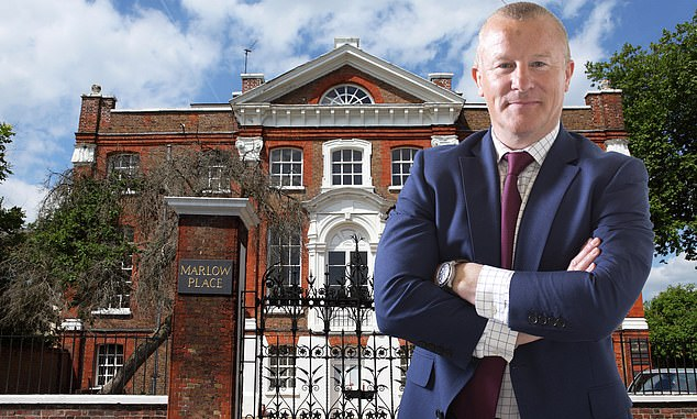 Lording it up: Neil Woodford and the Grade-I listed Marlow Place