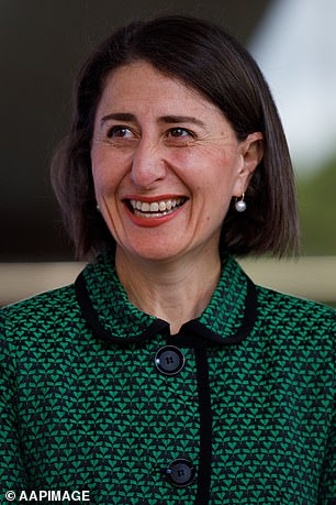 Ms Berejiklian has undergone possibly the most stressful year of her career thanks to killer bushfires, a raging pandemic and shattering revelations about her personal life
