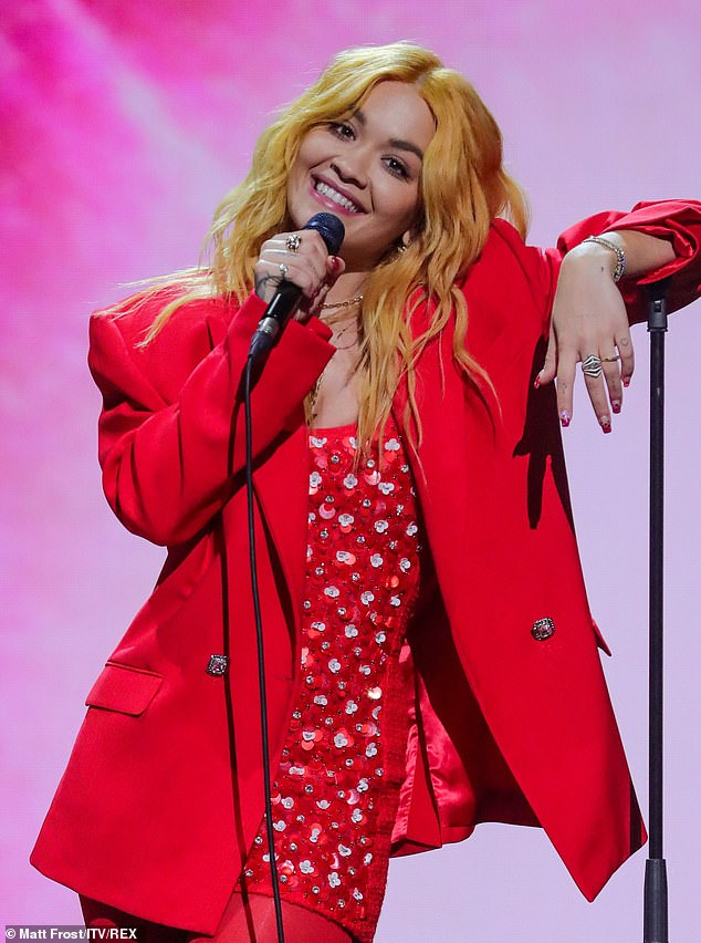 Rita Ora (pictured), who has arrived in Australia to film The Voice, will lead this year's festivities