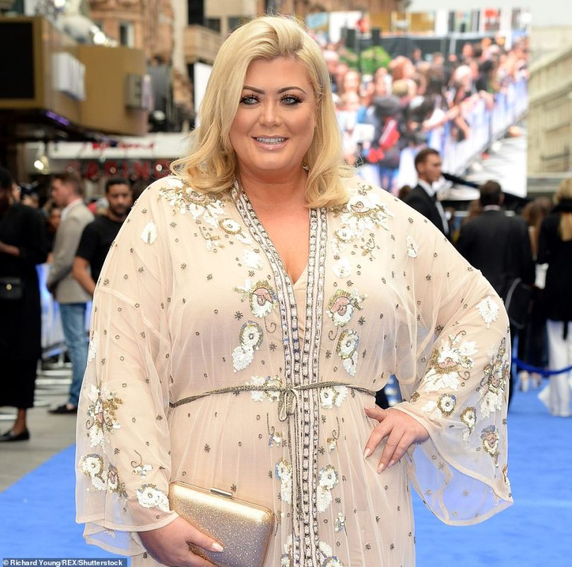 Exciting!Gemma Collins is reportedly planning to turn her new £1.3million mansion into the 'Buckingham Palace of Essex'