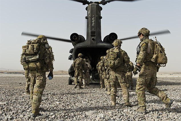 The findings in the report determined Australian special forces had murdered 39 civilians and prisoners, including children, in Afganistan, which was then covered up by Australian Defence Force personnel
