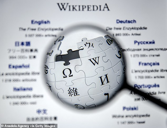His own Wikipedia page documents a long history of criticism against the site he co-founded