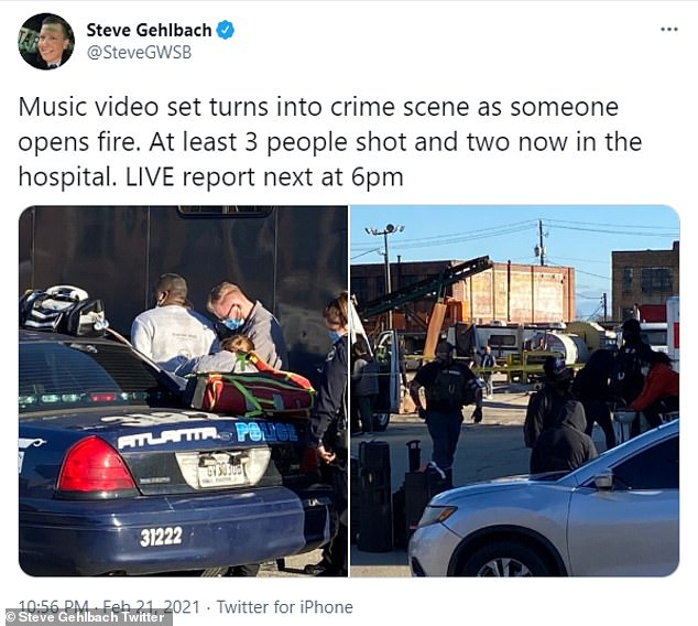 Three people are shot on a music video set in Atlanta for rappers Roddy Ricch and 42 Dugg, Nzuchi Times