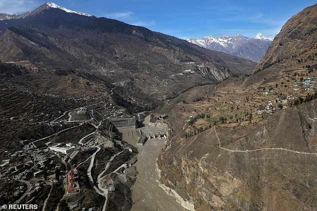Locals hit by the glacier flood disaster in India this month which killed up to 200 people believe nuclear devices placed in the Himalayas by US spies caused the deluge