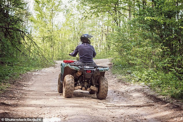 Private land owners would have had to insure quad bikes and golf buggies under the Vnuk law