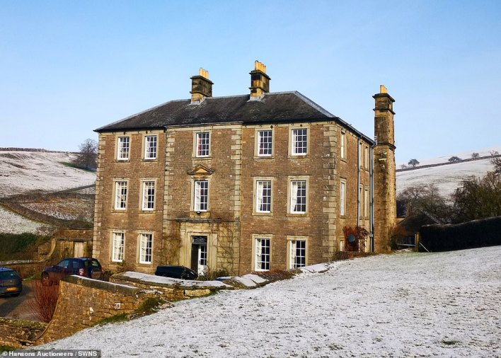 Castern Hall in the Peak District. Thehouse was substantially featured in Agatha Christie's Poirot in the episode 'The Mystery of Hunter's Lodge' as well as a 1999 episode of Jonathan Creek