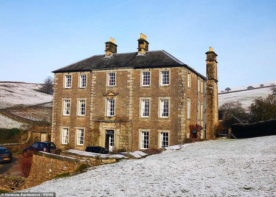 Castern Hall in the Peak District. The house was substantially featured in Agatha Christie's Poirot in the episode 'The Mystery of Hunter's Lodge' as well as a 1999 episode of Jonathan Creek