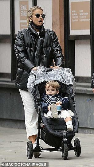 Spencer Matthews and Vogue Williams enjoy some quality time with son Theodore, Nzuchi Times