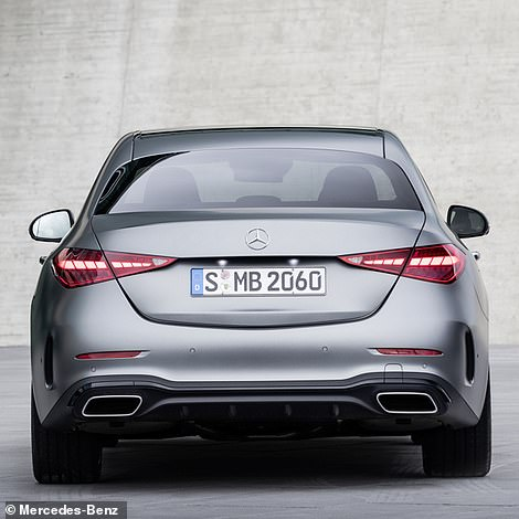 That's aroundhalf the £78,000 of the S-Class designed for owners to driven or be chauffeur driven