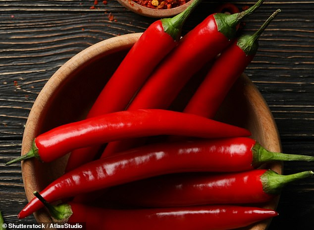 New research shows the nose spray, made with capsaicin (the compound that causes chillies to be spicy), can eradicate symptoms in around 40 per cent of patients after just 12 weeks of use