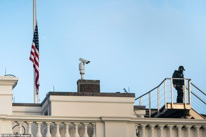 Flags will be lowered on federal property for five days