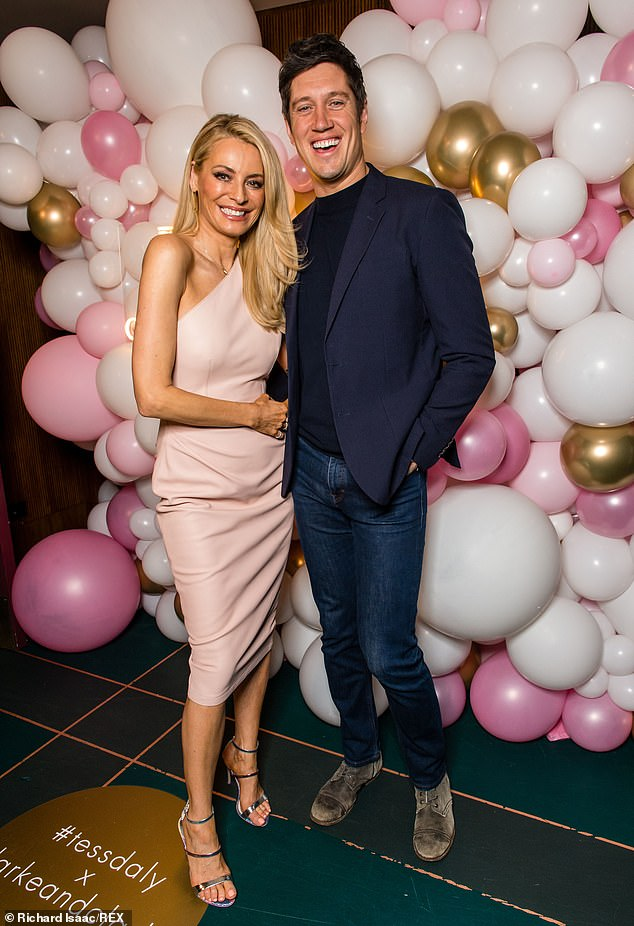 SEBASTIAN SHAKESPEARE: Tess Daly and Vernon Kay's dream home plan is Strictly a no-no, Nzuchi Times